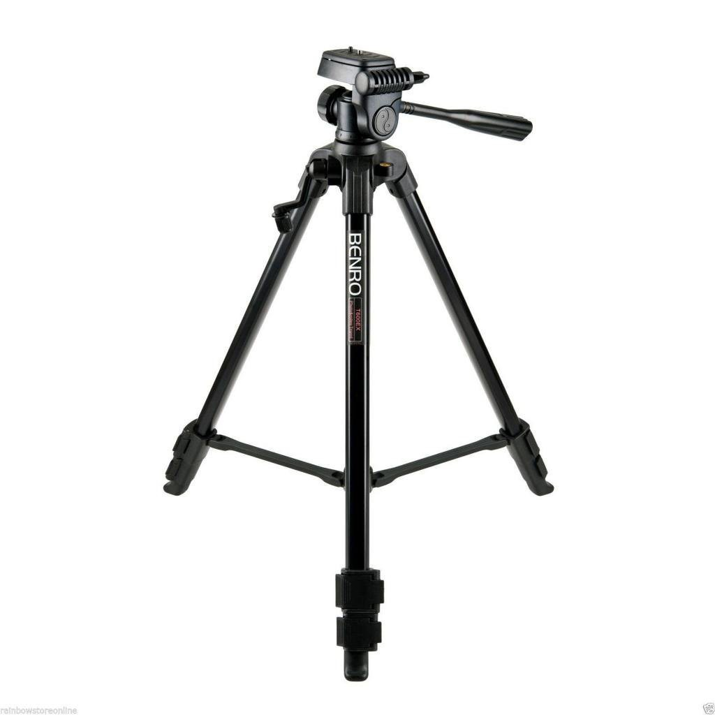 Benro ขาตั้งกล้อง Photo & Video Tripod T Series T600EX ขาตั้งกล้อง (ประกันศูนย์)