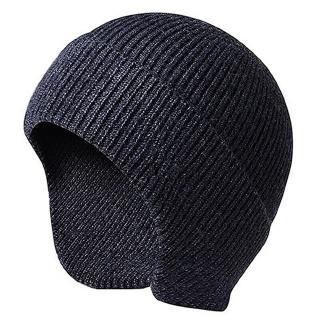 NIce Caps Girls Adjustable Knit Padded Winter Earmuffs