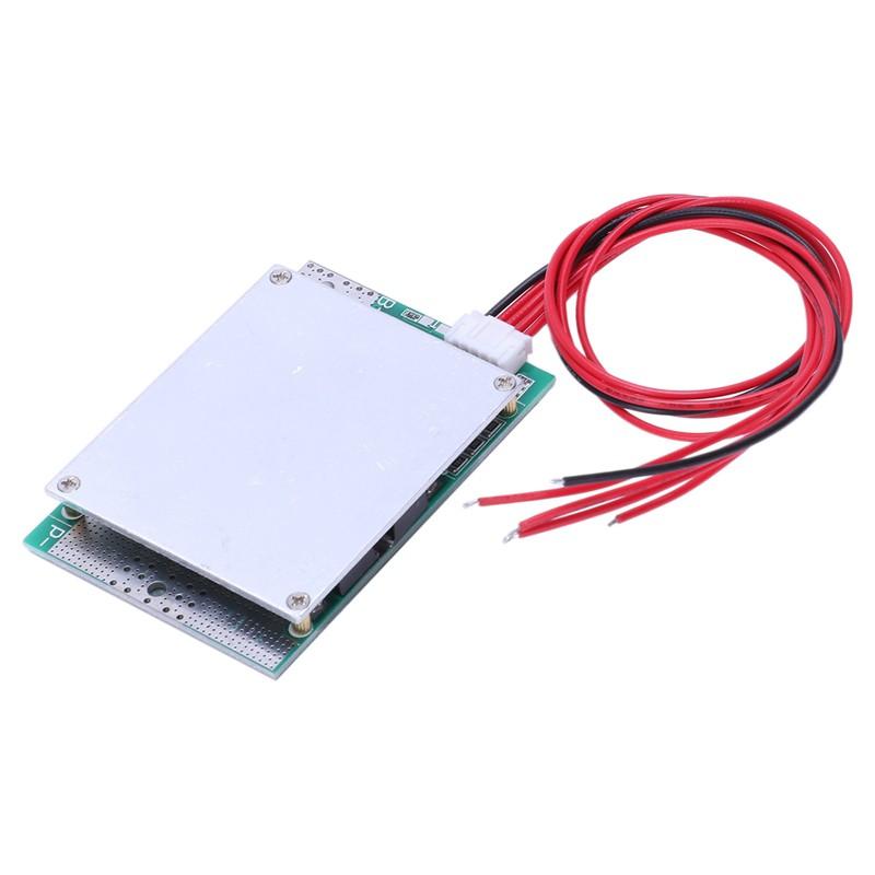 4S 100A 200A Lithium Li-ion LFP LiFePo4 Battery Protection BMS Board W// Balance
