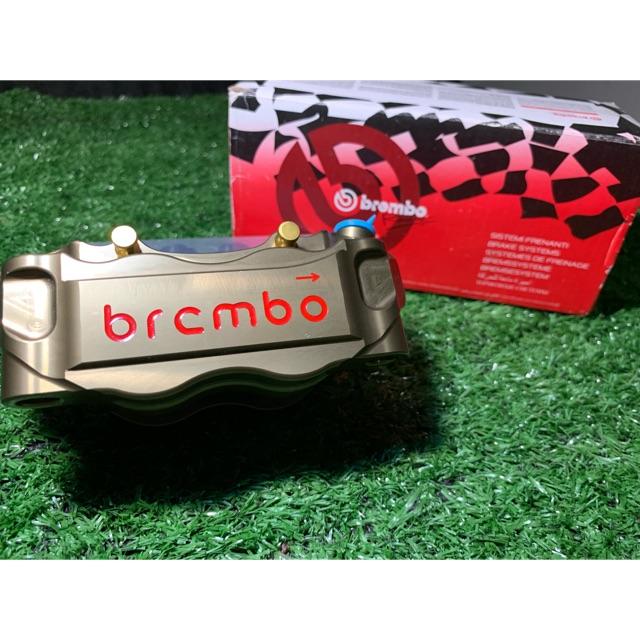 ปั้มล่าง Brembo M4 งานท็อปHi-End