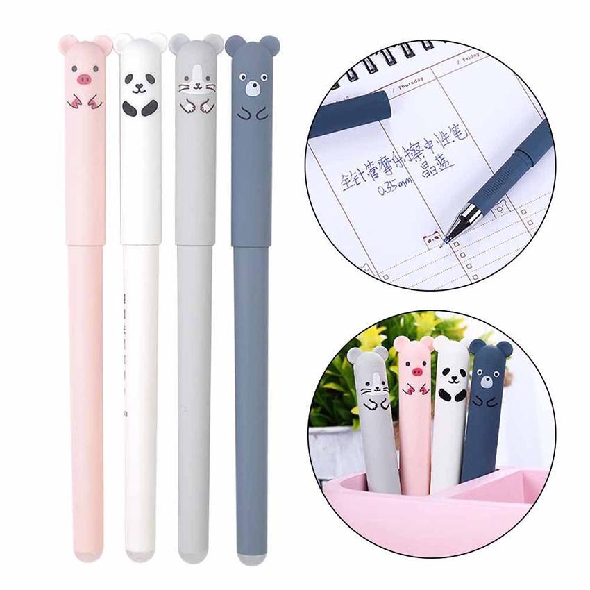 2x 6Pcs Nylon Hair Hook Line Pen Watercolor Gouache Artists Paint Brushes White