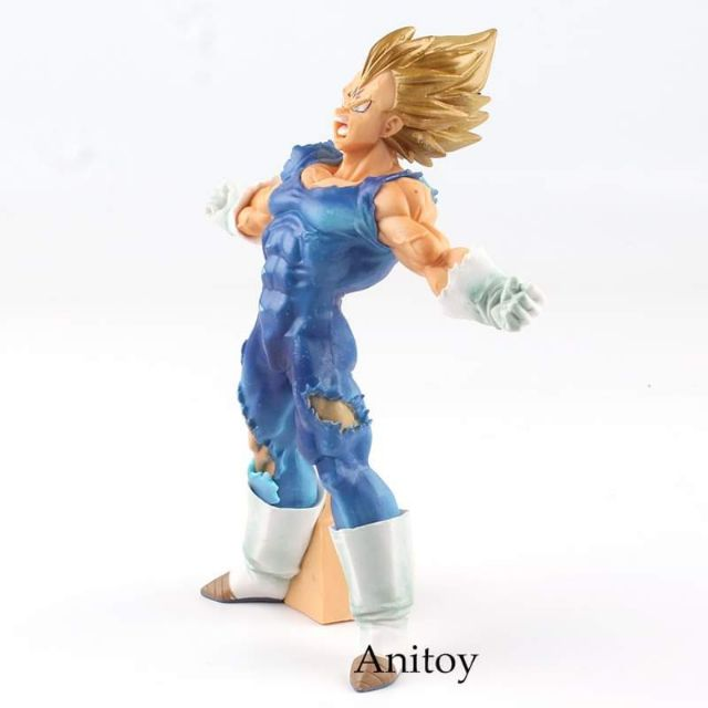 Dragon Ball Z Figure Blood of Saiyans Vegeta PVC Action Figure Collectible Model Toy 18cm