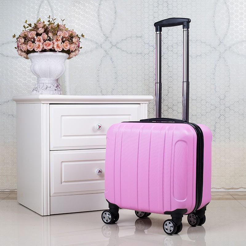 ✢กระเป๋าเดินทางใบเล็ก, กระเป๋าเดินทาง, กระเป๋ารถเข็นเด็กผู้หญิงตัวเล็ก, กระเป๋าใส่เครื่องสำอาง, กระเป๋านักเรียนขนาดเล็ก