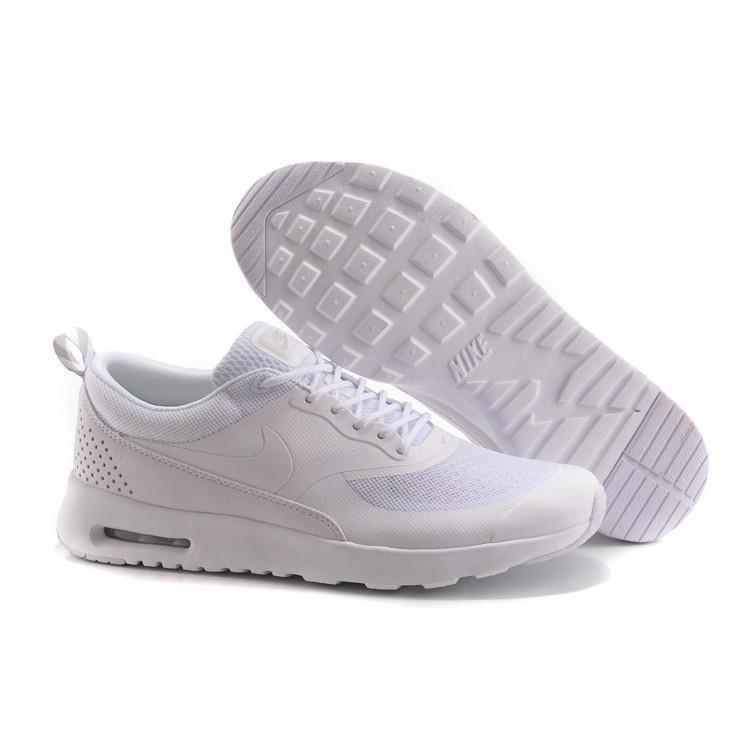 Nike Air Max 87 90 Thea สีขาวทั้งชายและหญิง