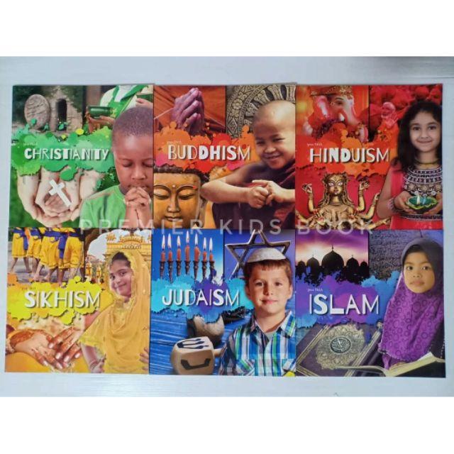 Your Faith Collection - 6 Books