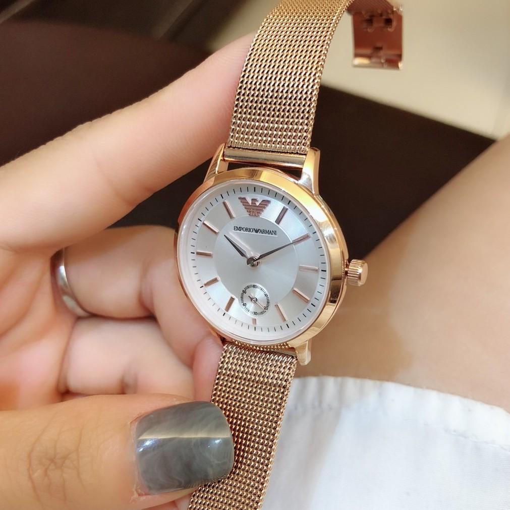 Emporio Armani AR2477 Women's Watch นาฬิกาแฟชั่นผู้หญิง