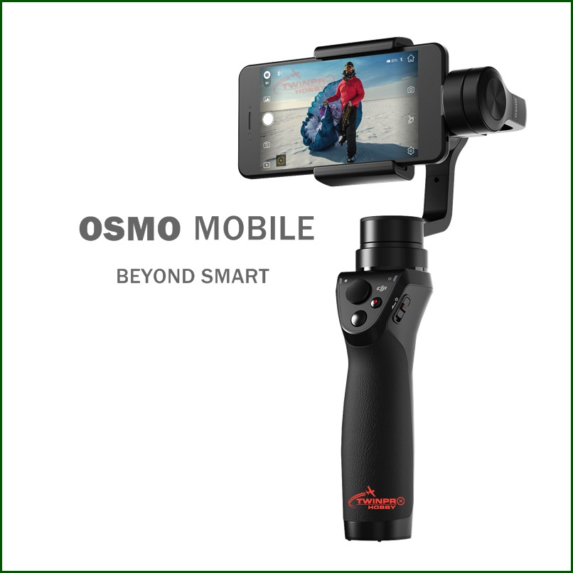 DJI OSMO MOBILE Beyond Smart Mobile Stabilizer