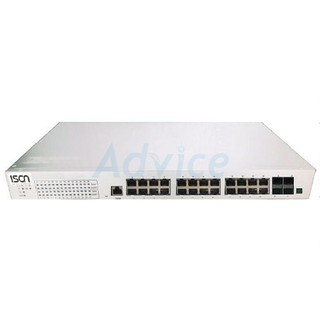 Managed Switch ISON (IS-DG510) | Shopee Thailand
