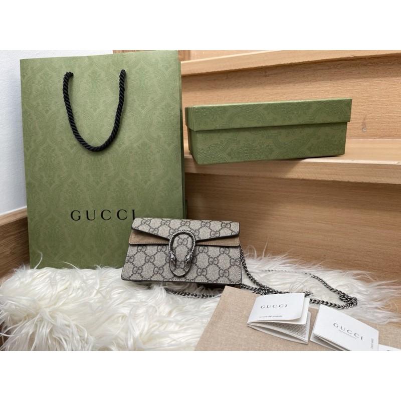 ❌ขายแล้วจร้า❌New Gucci dionysus super mini 2020