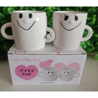 Review Pair Mug Cup YOU&I COLLECTION (พร้อมกล่อง)
