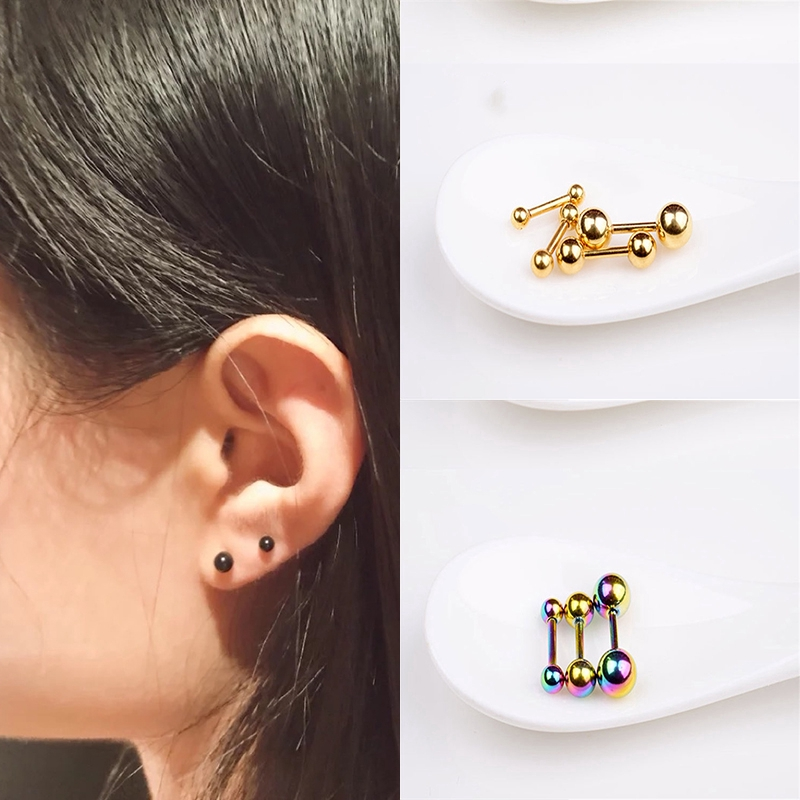 99K ต่างหูห่วงอุปกรณ์เครื่องประดับต่างหูราคาถูกผู้หญิง Raisa สาวต่างหูห่วงทอง