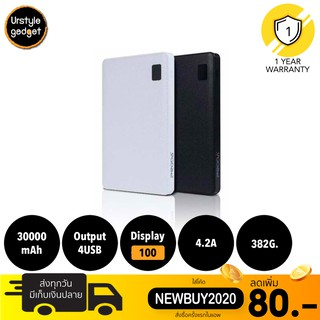 Remax Proda Notebook Power Bank แบตสำรอง 30000mAh
