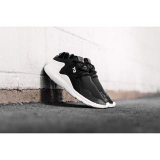 8e597350f4ec8 ราคาดีที่สุด Adidas Y-3 QR Run สีดำและสีขาวหนัง Suede Samurai  ฤดูใบไม้ร่วงฤดูหนาว BB4730 best price - เท่านั้น ฿2