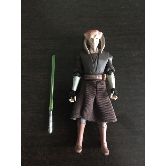 Star Wars The Clone Wars Action Figure 1:18, Saesee Tiin