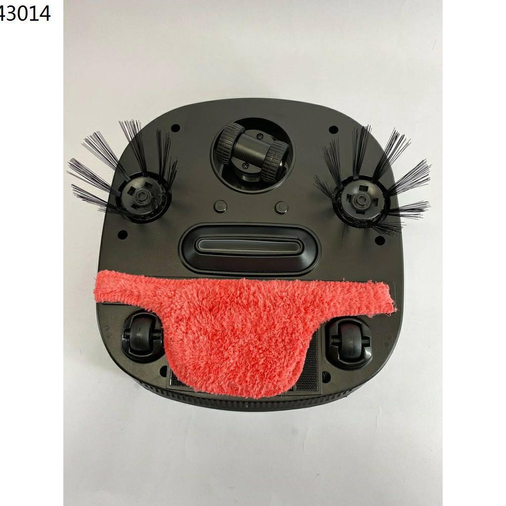 หุ่นยนต์ดูดฝุ่น ✦หุ่นยนต์ดูดฝุ่น เครื่องดูดฝุ่นอัจฉริยะ Robot Vacuum Cleaner รุ่น WY-502 ระบบ 2in 1 3yMh✵