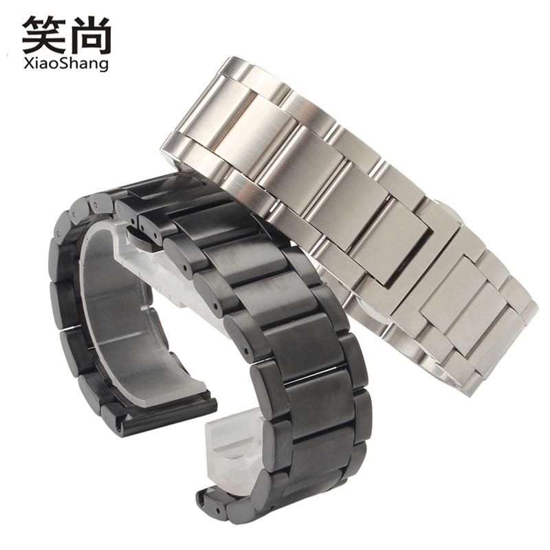 ≓∞สายนาฬิกา gshockสายนาฬิกา smartwatchสายนาฬิกา applewatchสายเหล็กสำหรับนาฬิกาCitizenพร้อมโซ่เหล็กทั้งหมดMeidu HAMILTON
