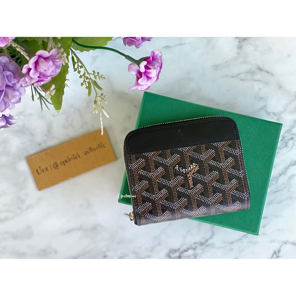 Goyard Coin Wallet Super like new condition