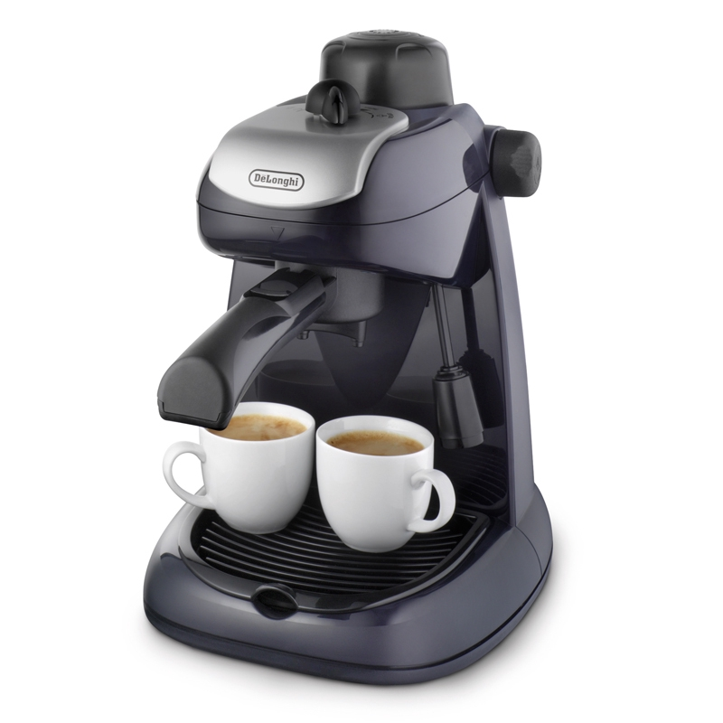 เครื่องทำกาแฟDelonghi / Delong EC7.1 เครื่องชงกาแฟอิตาเลี่ยนกึ่งอัตโนมัติเครื่องอุปโภคบริโภคและเครื่องชงกาแฟเชิงพาณิชย์ฟ