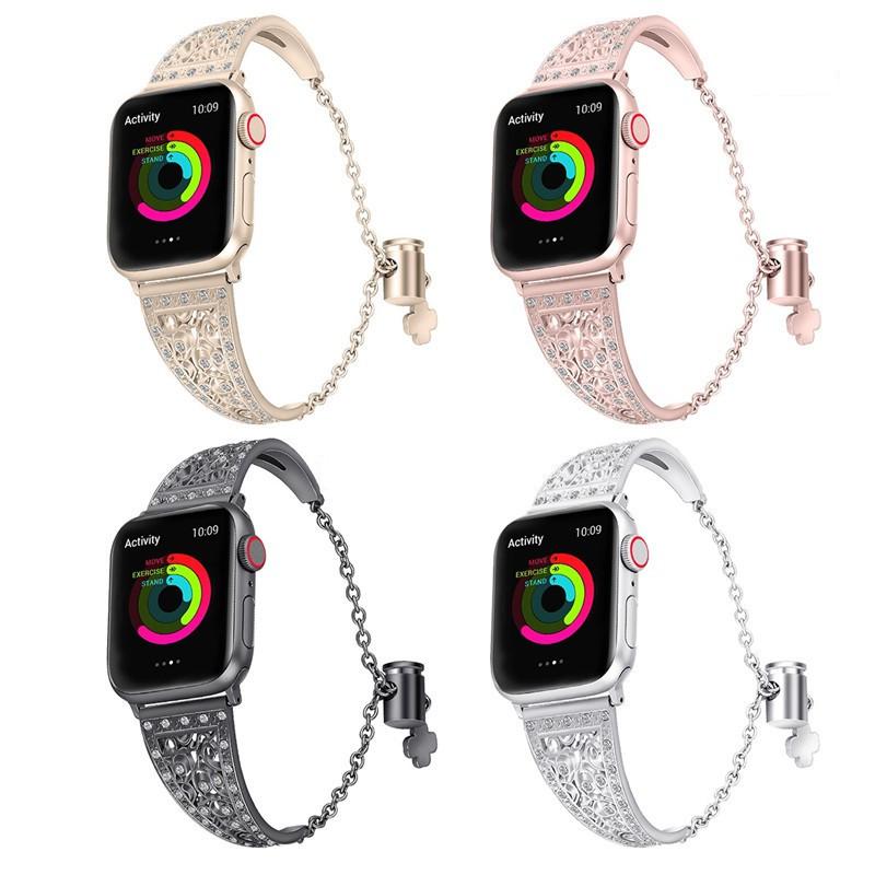 สายนาฬิกาข้อมือ AppleWatch 38 มม. / 40 มม. / 42 มม./ 44 มม.  Apple Watch Series 1 / 2 / 3 / 4 / 5 / SE / 6