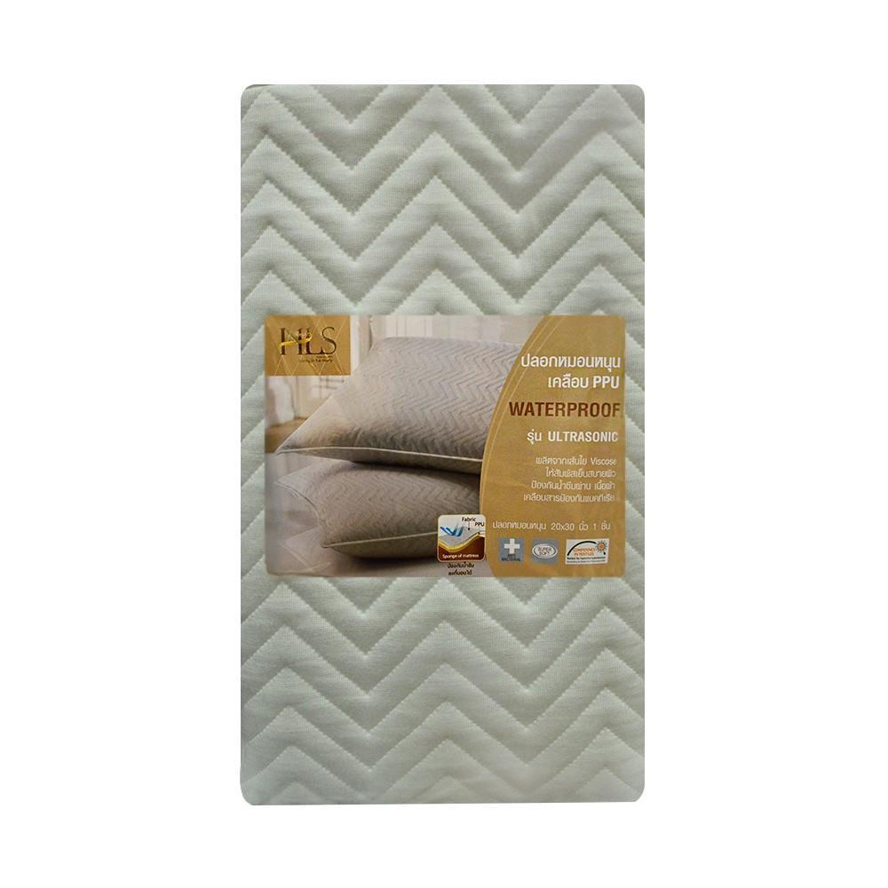 ผ้ารอง ผ้ารองที่นอน ปลอกหมอนหนุนกันเปื้อน HOME LIVING STYLE ULTRAPILLOWCASE PROTECTOR HLS ULTRA