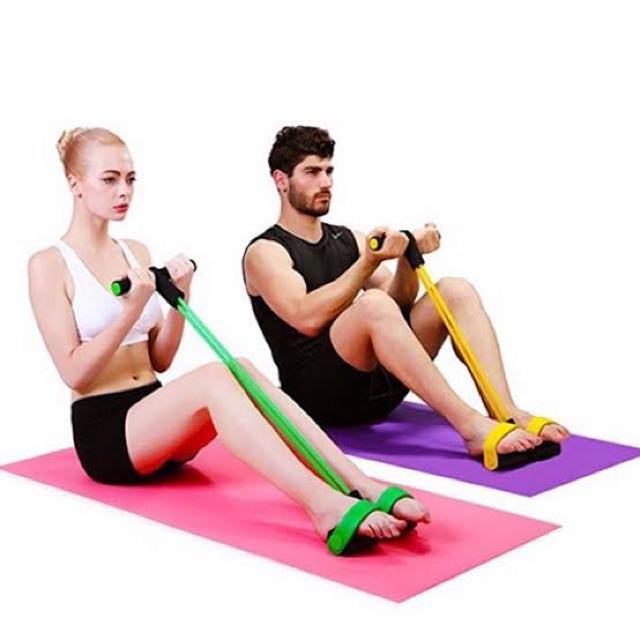 ยางยืดออกกำลังกาย เชือกออกกำลังกาย น้ำหนักเบา ราคาถูก ผ้ายืดออกกำลังกาย ยางยืดแรงต้าน  ยางยืดออกกำลังกายแรงต้านสูง