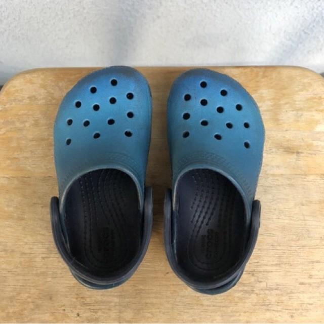 รองเท้าเด็ก crocsแท้