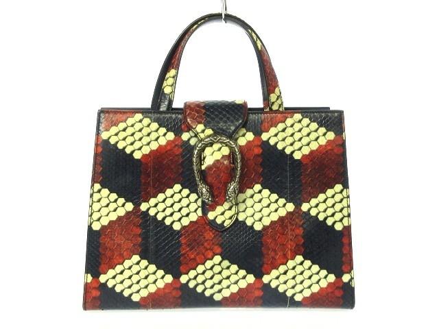 Secondhand GUCCI handbag Dionysus