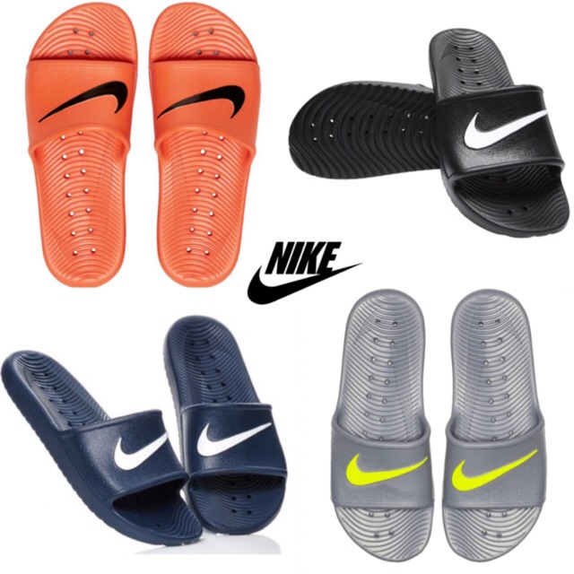new style 0d550 3d4ac NBA x Nike Benassi SolarSoft Slide 2Sports beach slippers39-45size READY  STOCK Original   Shopee Thailand