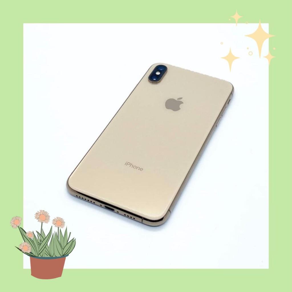 iPhone Xs Max 64GB สี Gold มือสอง สภาพ 98% [โทรศัพท์มือสอง มือสอง โทรศัพท์ราคาถูก โทรศัพท์มือสองราคาถูก ราคาถูก]