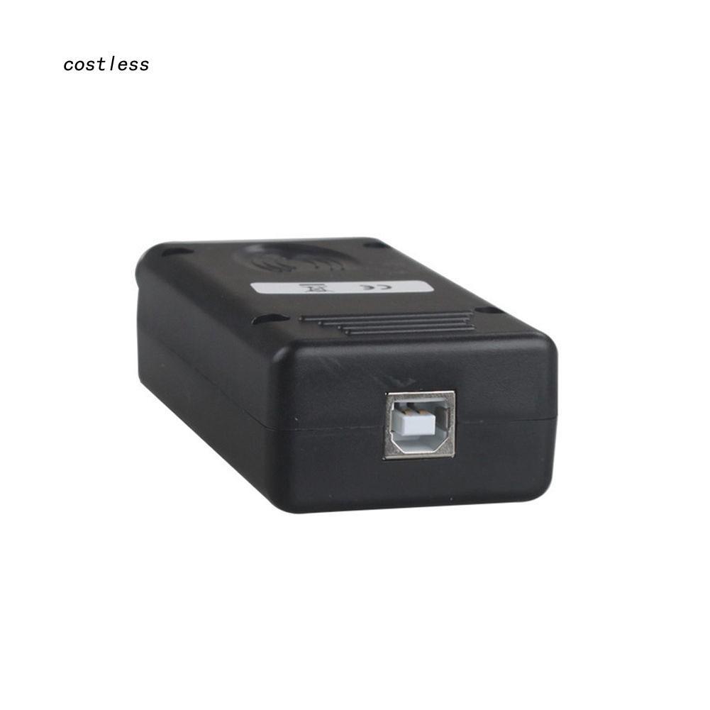 CTLS_Diagnostic Never Locking 1 4 0 Version Auto Scanner Tool for BMW E38  E39 E46