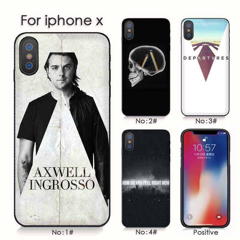 Soft TPU Axwell Ingrosso Phone Case for iPhone 7 Cover for iPhone