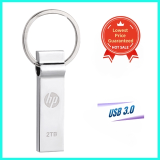 HP 2TB OTG Flash Drive Waterproof Pendirive U Disk Metal Memory Stick V269 with Android-V8 Or Type-C Transfer Interface
