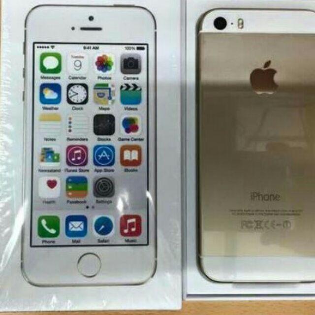iphone5s16Gมือสอง สภาพสวย ฿3,890