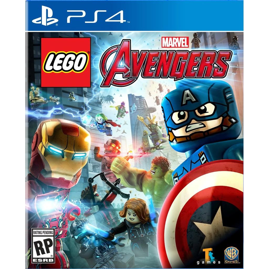 LEGO Marvel Avengers [English]