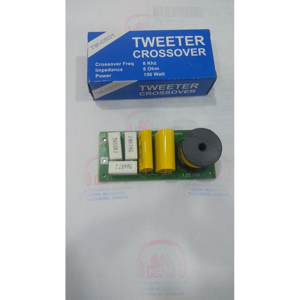 Tweeer Crossover Tw-cro1 Crossofer Tw - Cro1 แหนบไขว้ไขว้ Tw - Cro1 สีฟ้า