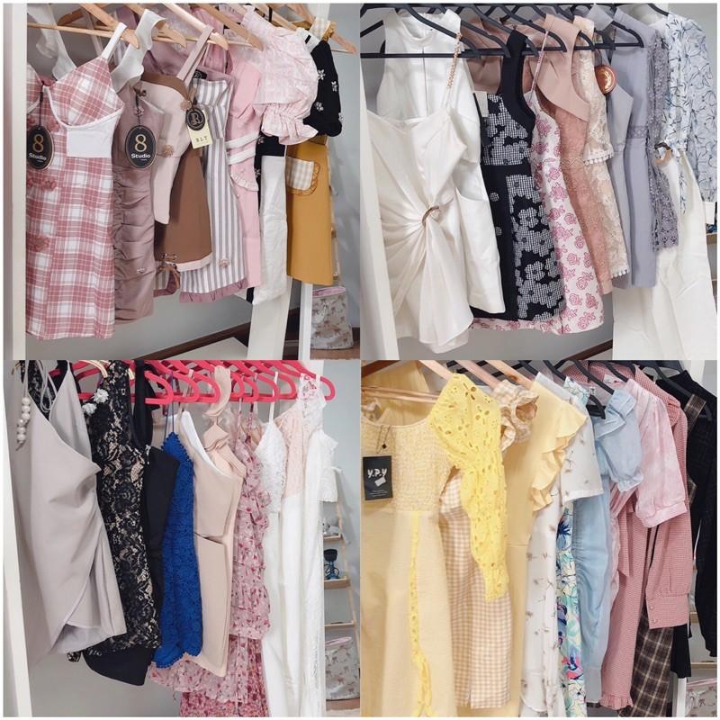 BLT Brand / 8Studio / Simple / Karat / Nittaya / Secret เสื้อผ้ามือสอง มือ1 งานป้าย สภาพนางฟ้า ราคาถูก