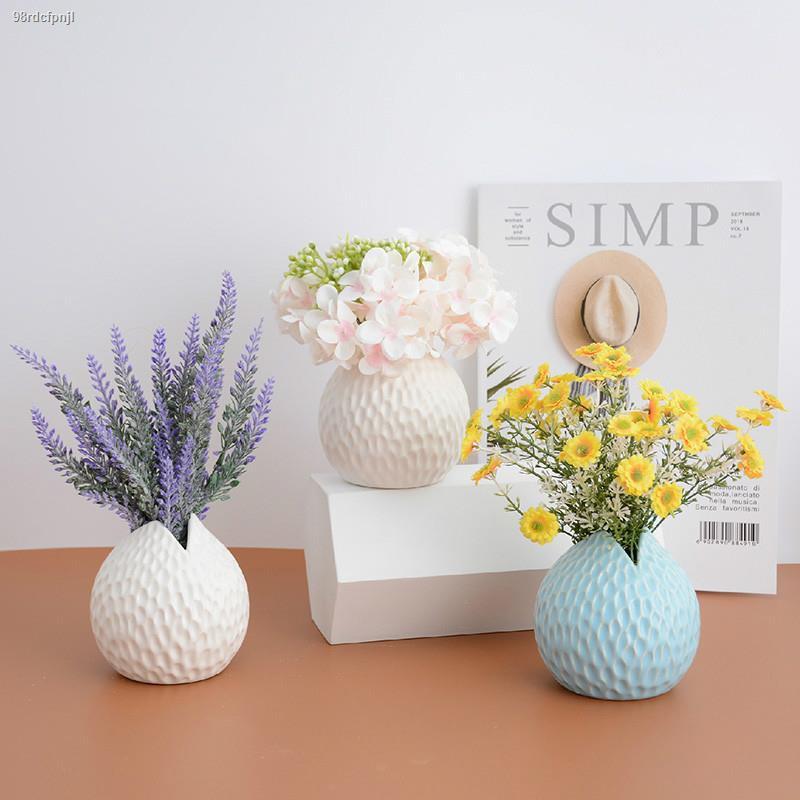 การจำลองพันธุ์ไม้อวบน้ำ▦◕> ดอกไม้ปลอมพลาสติกจำลองช่อดอกไม้แห้งตกแต่งในห้องนั่งเล่นและห้องนอนตกแต่งกระถางต้นไม้ขนาดเล็กบ้