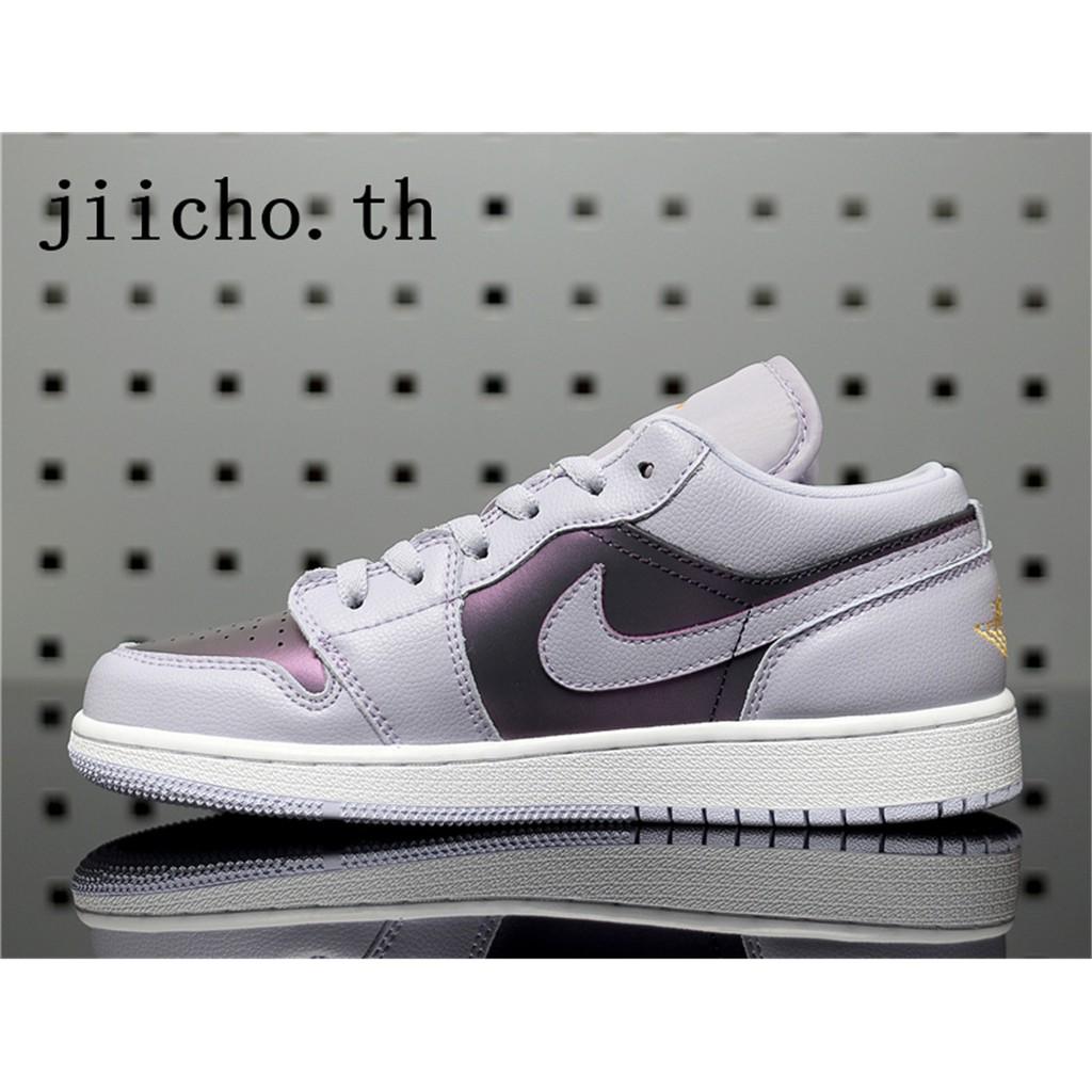 สินค้าใหม่ แท้ Nike Air Jordan 1 Low-018 รองเท้ากีฬา รองเท้าลำลอง รองเท้าออกกำลังกาย รองเท้าวิ่ง