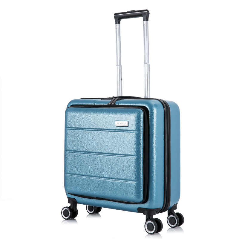 กระเป๋าเดินทางขนาด 18 นิ้วสําหรับผู้ชายผู้หญิง