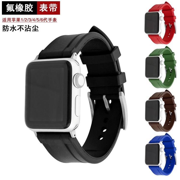 เคสนาฬิกา applewatchบังคับiwatch6รุ่นใหม่applewatch seแอปเปิ้ลนาฬิกาวงแหวนฟลูออเรสเซนต์สำหรับผู้ชายและผู้หญิงapplewatch