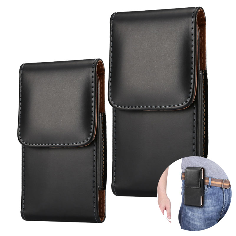 Belt Clip Holster Case for iPhone11 Pro Max XS Max 8 7 6plus X Mobile Phone Bag for Samsung Note20 ultra S10 S20 S9 S8 A