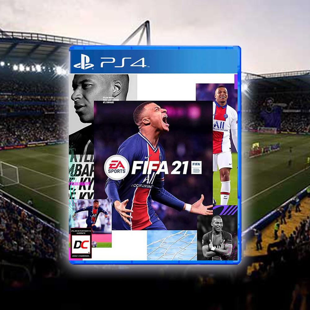PS4 FIFA 21 Standard Edition