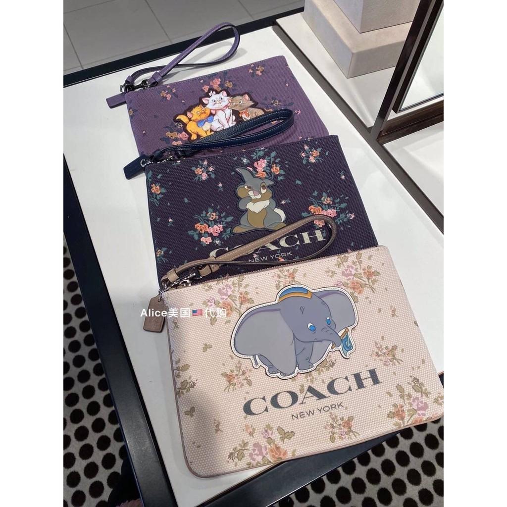 กระเป๋า แบรนด์ COACH  เนื้อผ้าแคนวาส