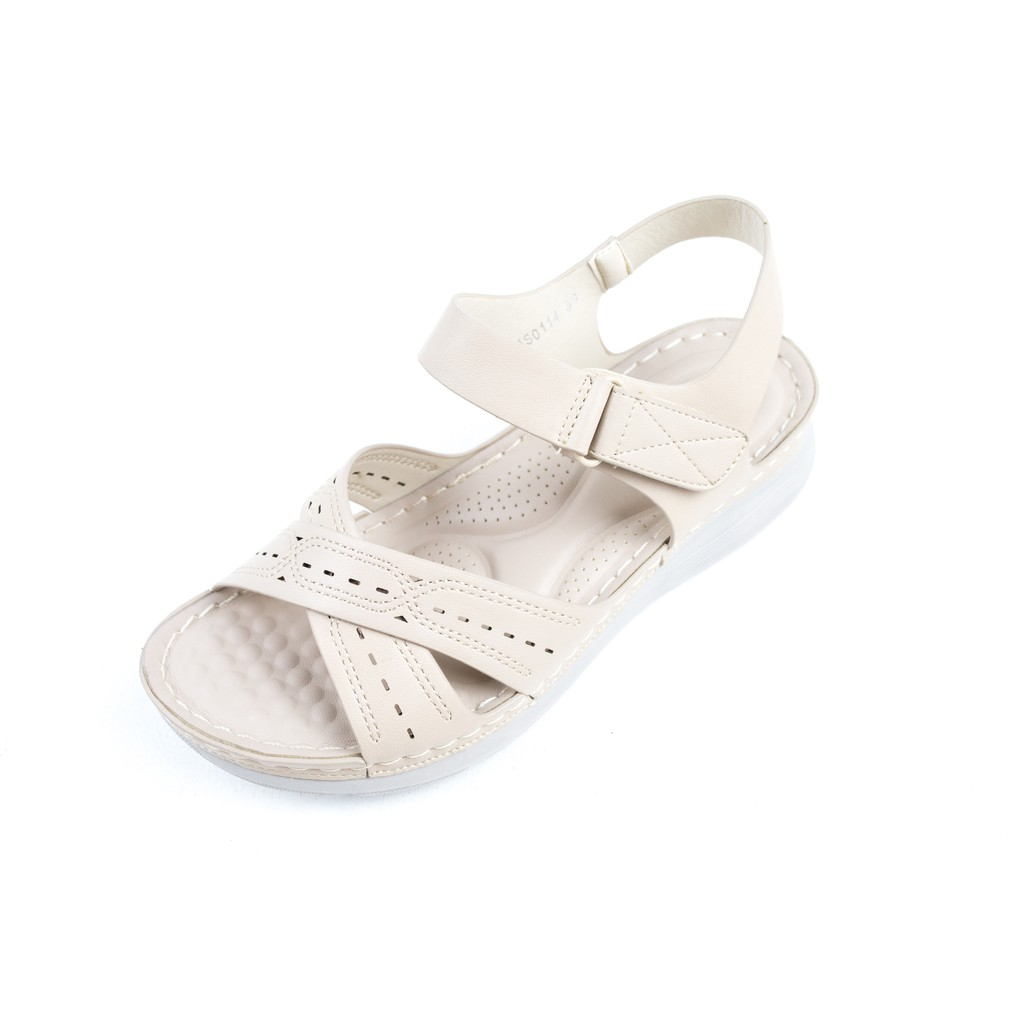 ATAYNA Lady รองเท้าแตะสตรี มี 2 สี รุ่น AS0114 สีเบจ