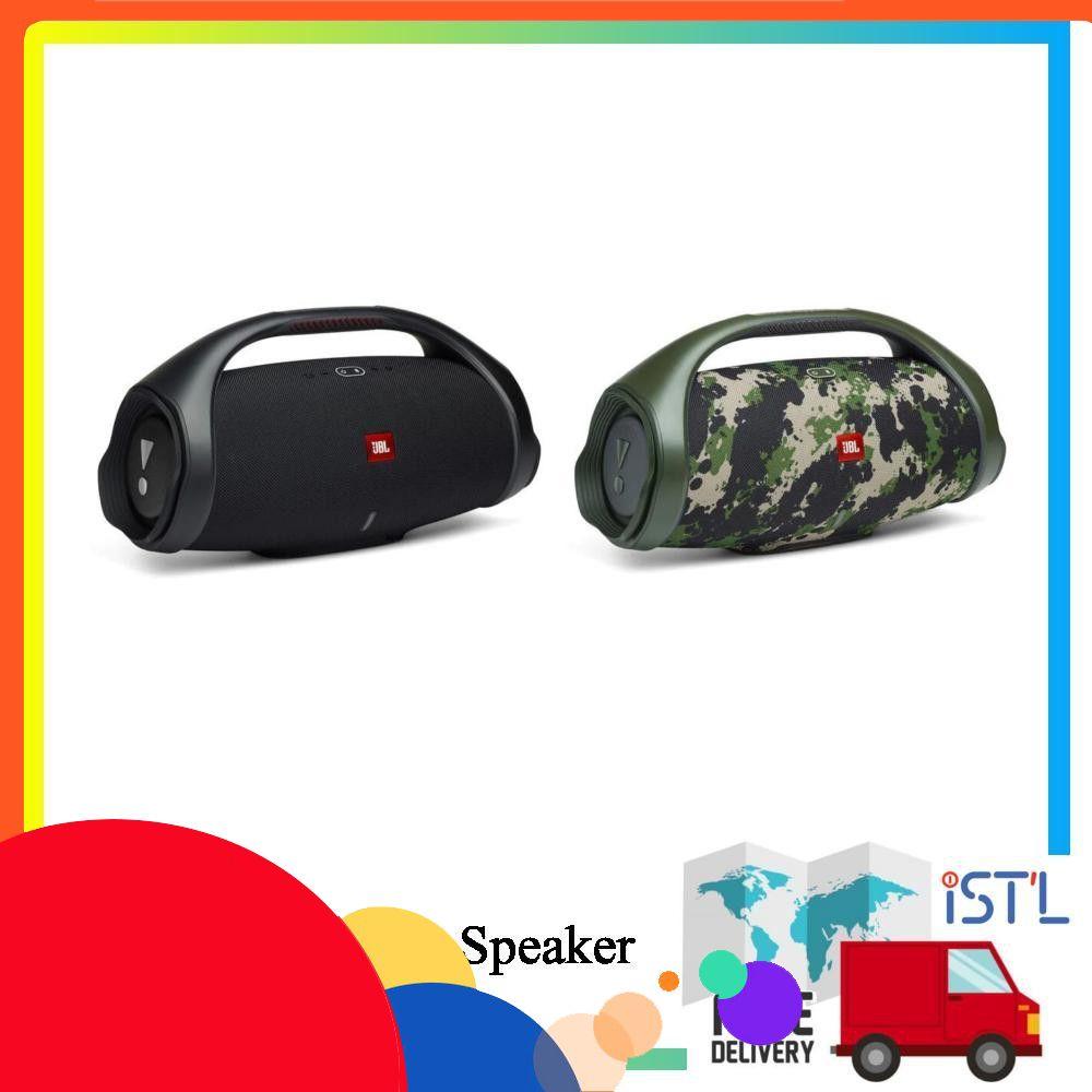 (ข้อเสนอพิเศษ)JBL Boombox 2 Portable Bluetooth Speaker