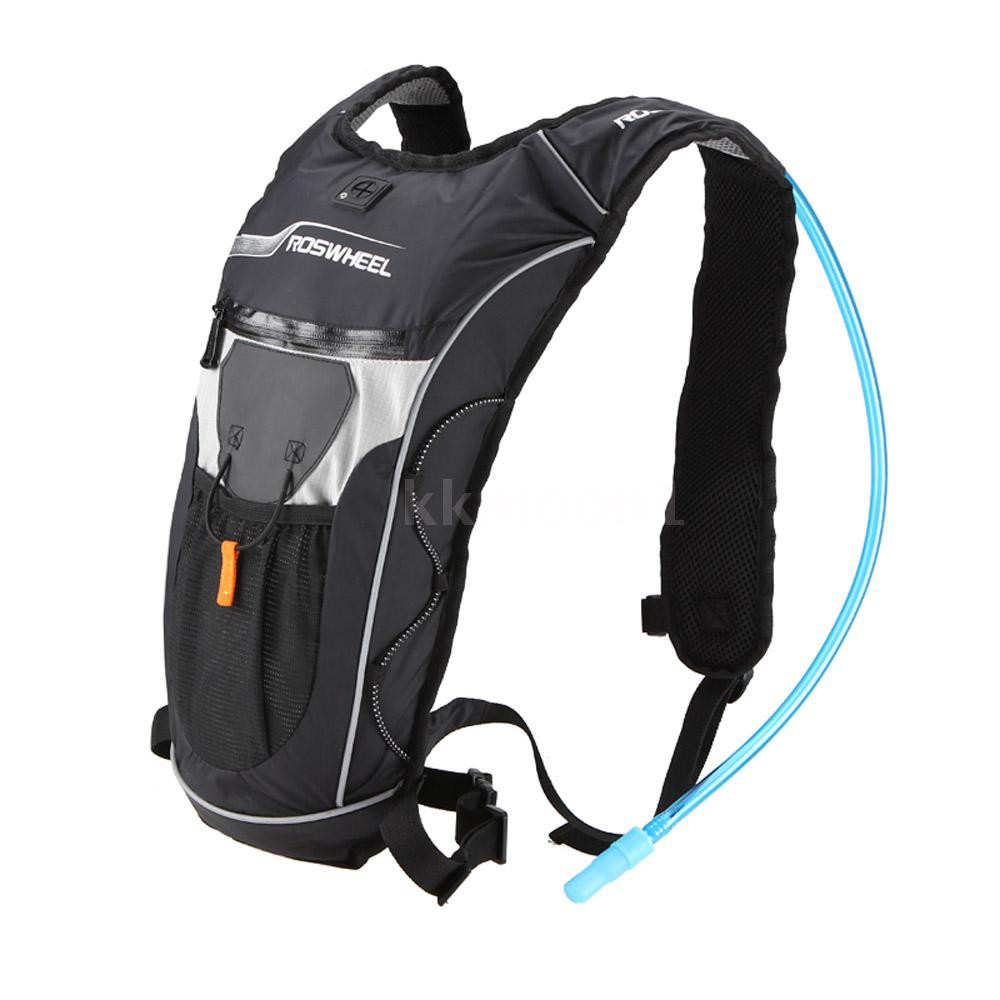 New cycling small backpack H2O cycle Reflective for Water Bladder Bag Hydration