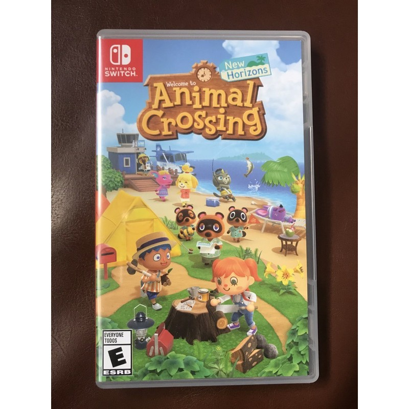 Animal Crossing Nintendo Switch มือสอง