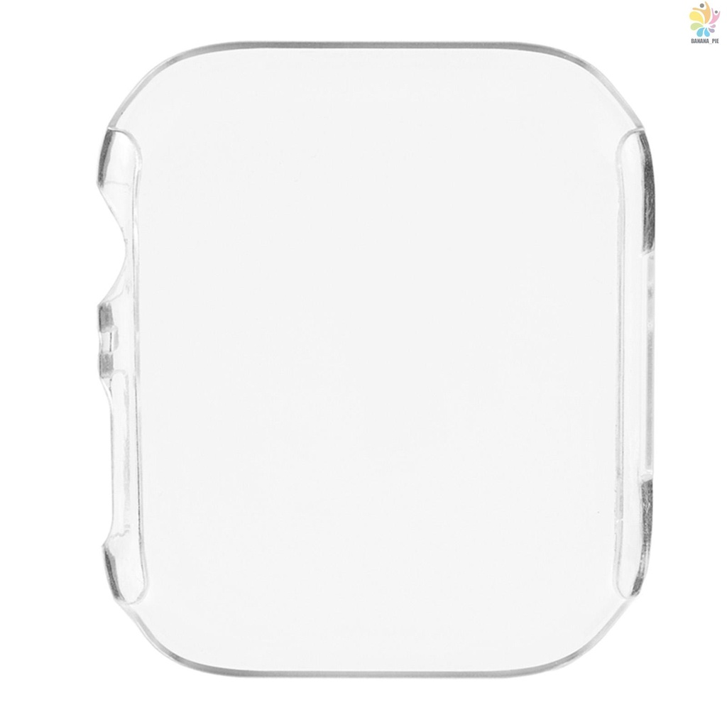 PC Screen Protector for Apple Watch 4th Generation High-quality Plastic Protection Case Anti-Dust Protective Cover for 40mm 44mm iWatch Series 4 Smart Watches