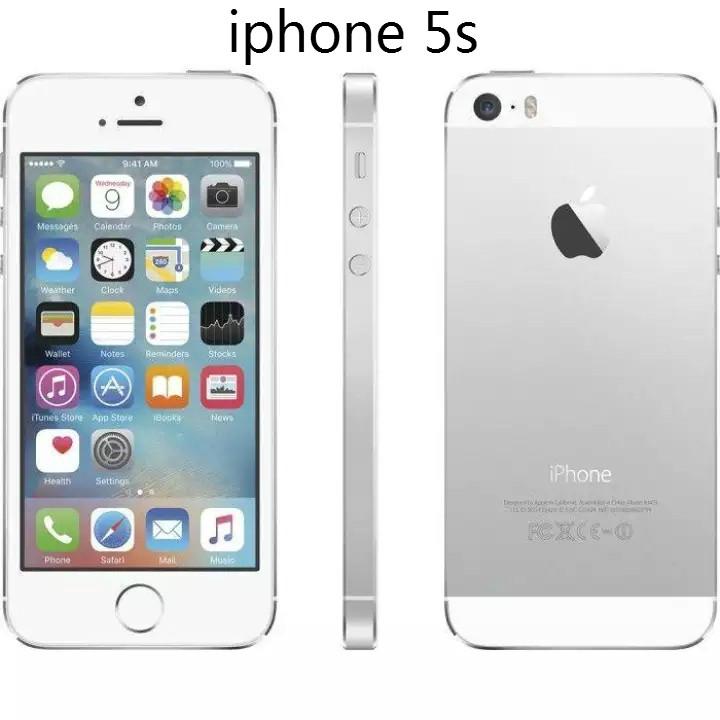เครื่องแท้ Iphone 5S  Iphone5 ของแท้ มีประกัน อุปกรณ์ครบชุด ไอโฟน5s มือสอง มือสอง ไอโฟนมือสอง iphone มือ2 apple