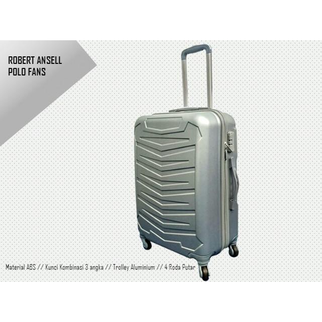 กระเป๋าเดินทางขนาด 4 ล้อ 24 นิ้ว Robert Ansell-2017 Abs
